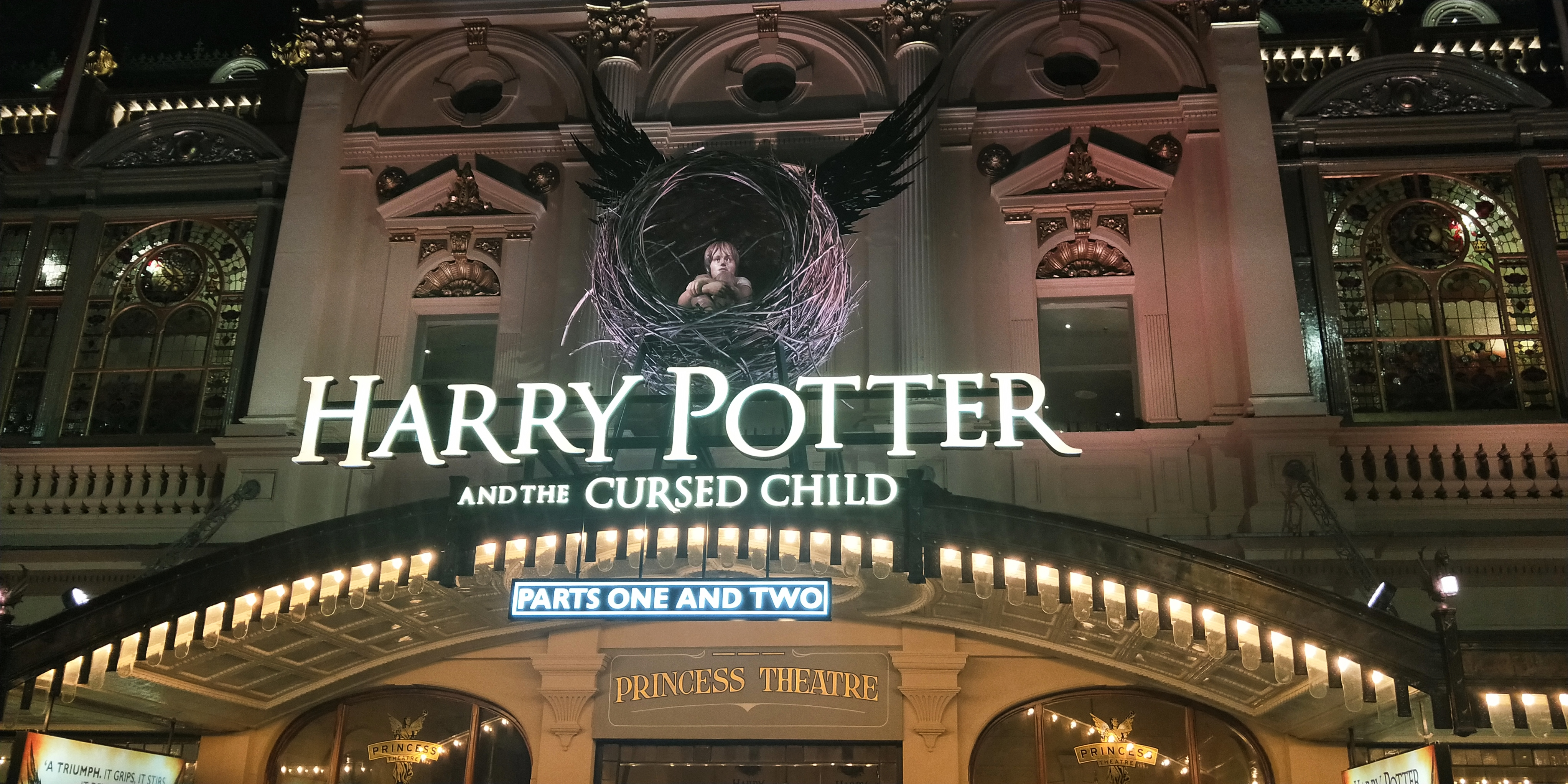 Harry Potter and the Cursed Child: Part 2 – Page 2 – Miss
